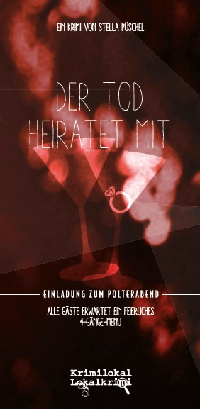 Flyer Der Tod heiratet mit