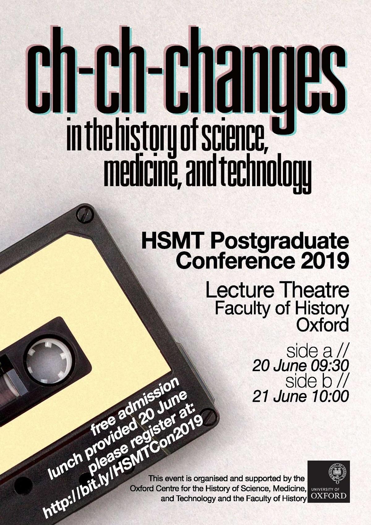 2019 HSMT PG Conference Poster