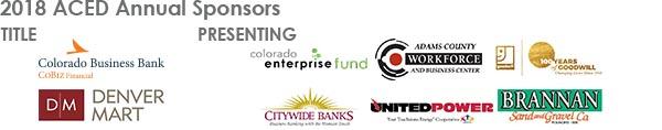 ACED Annual Sponsor Logos