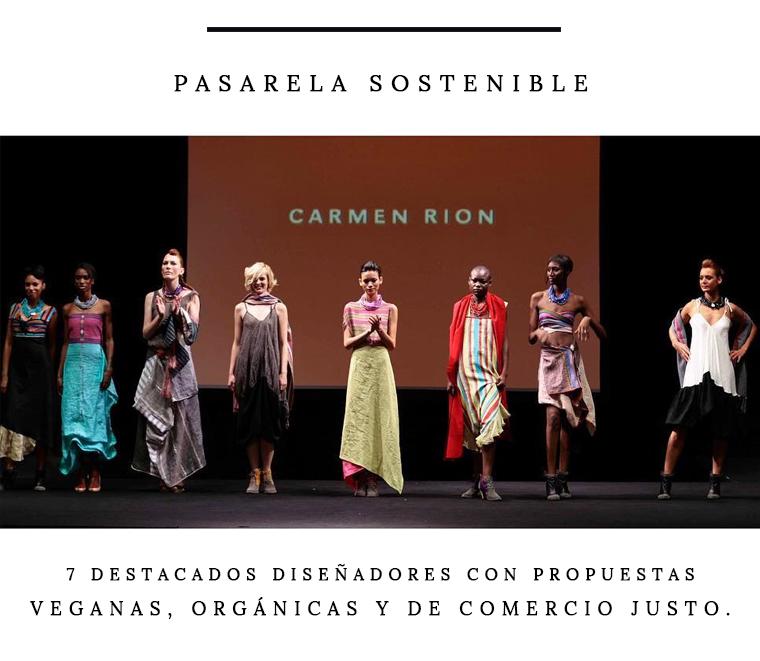 Pasarela Vegana Sostenible Eco Fashion Fest México
