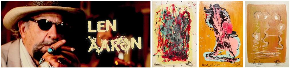 Len Aaron