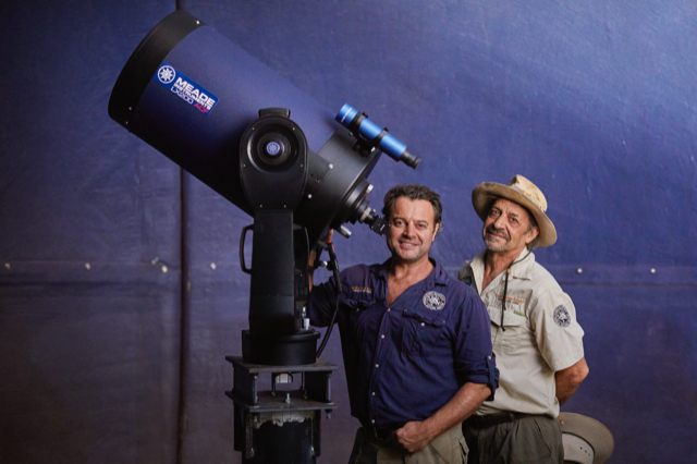 Alice Springs Telescope - Earth Sanctuary