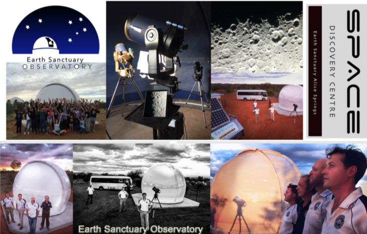 Astronomy Alice Springs @ Earth Sanctuary