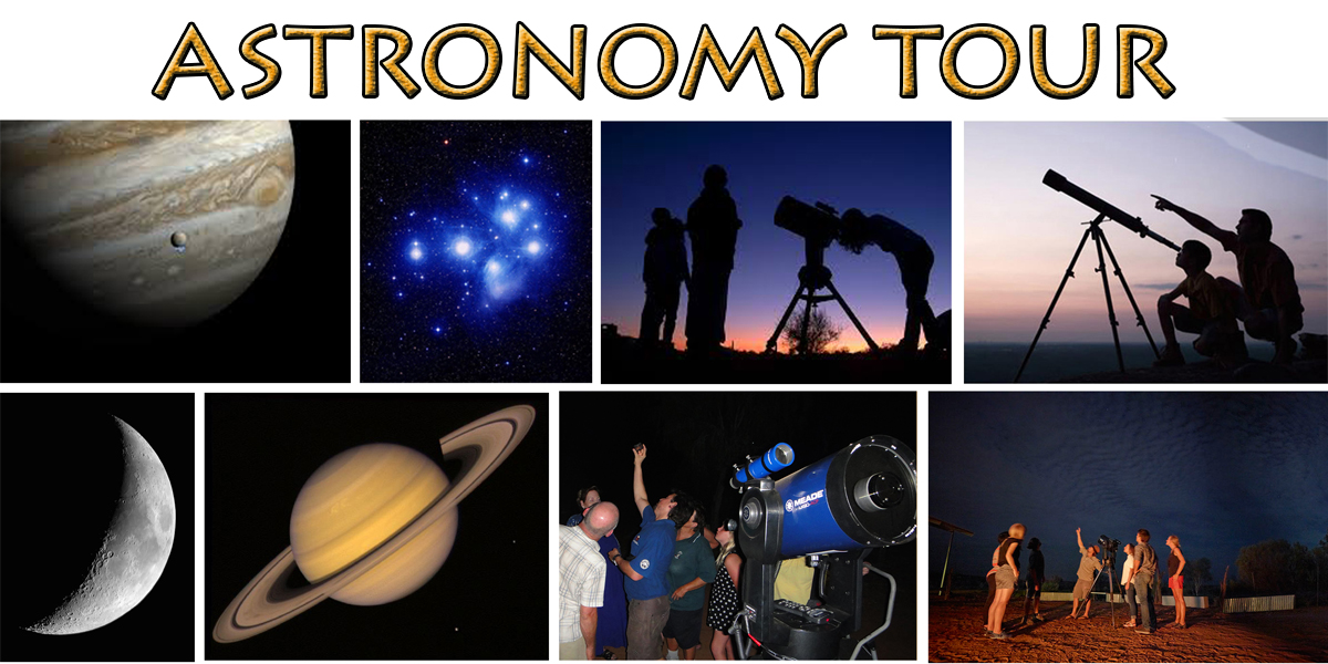 ASTRO TOURS - Alice Springs @ Earth Sanctuary