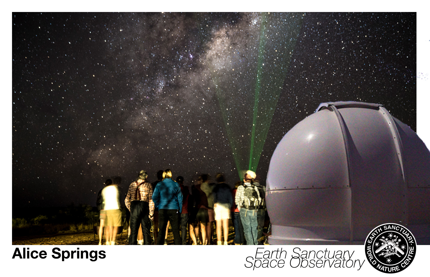 Earth Sanctuary Observatory Alice Springs