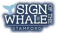 Food Vendor Sign of the Whale