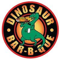 Food Vendor Dinosaur Bar-B-Que