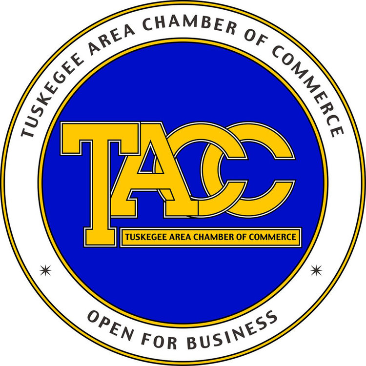 Tuskegee Area Chamber of Commerce Logo Alabama