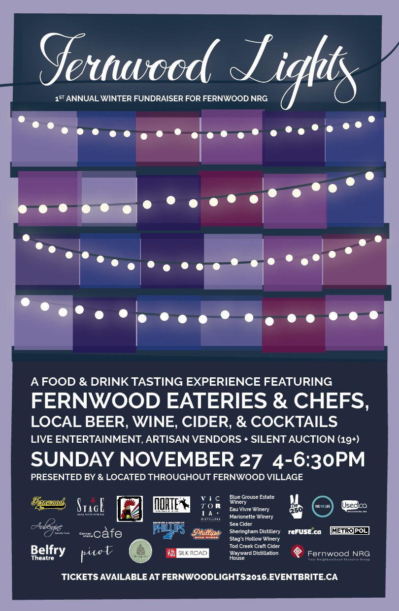 Fernwood Lights Poster