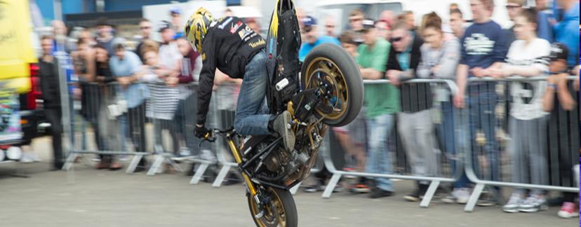 Superbike Stunt Show