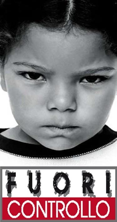 bambina con problemi di comportamento