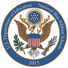 National Blue Ribbon School Seal 2015