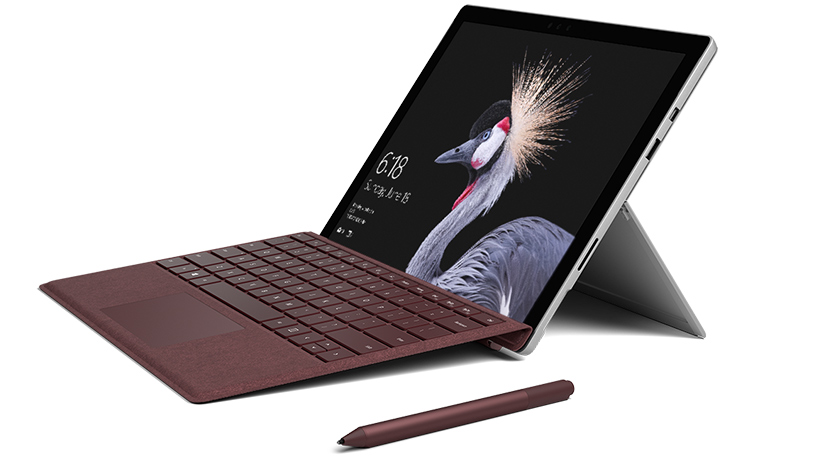 Win 1 of 20 Microsoft Surface Pros
