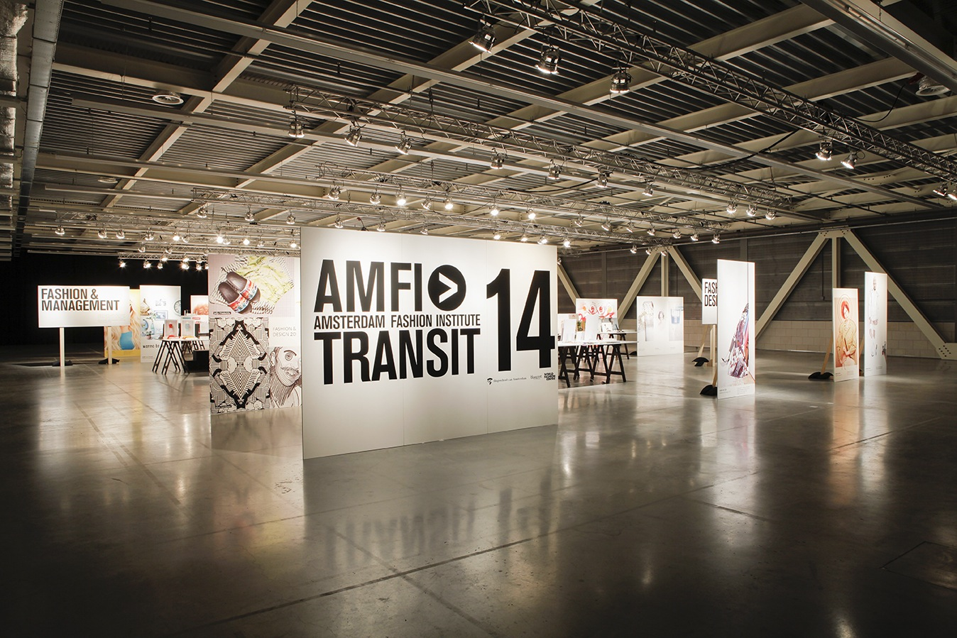 Expo Hall AMFI Transit