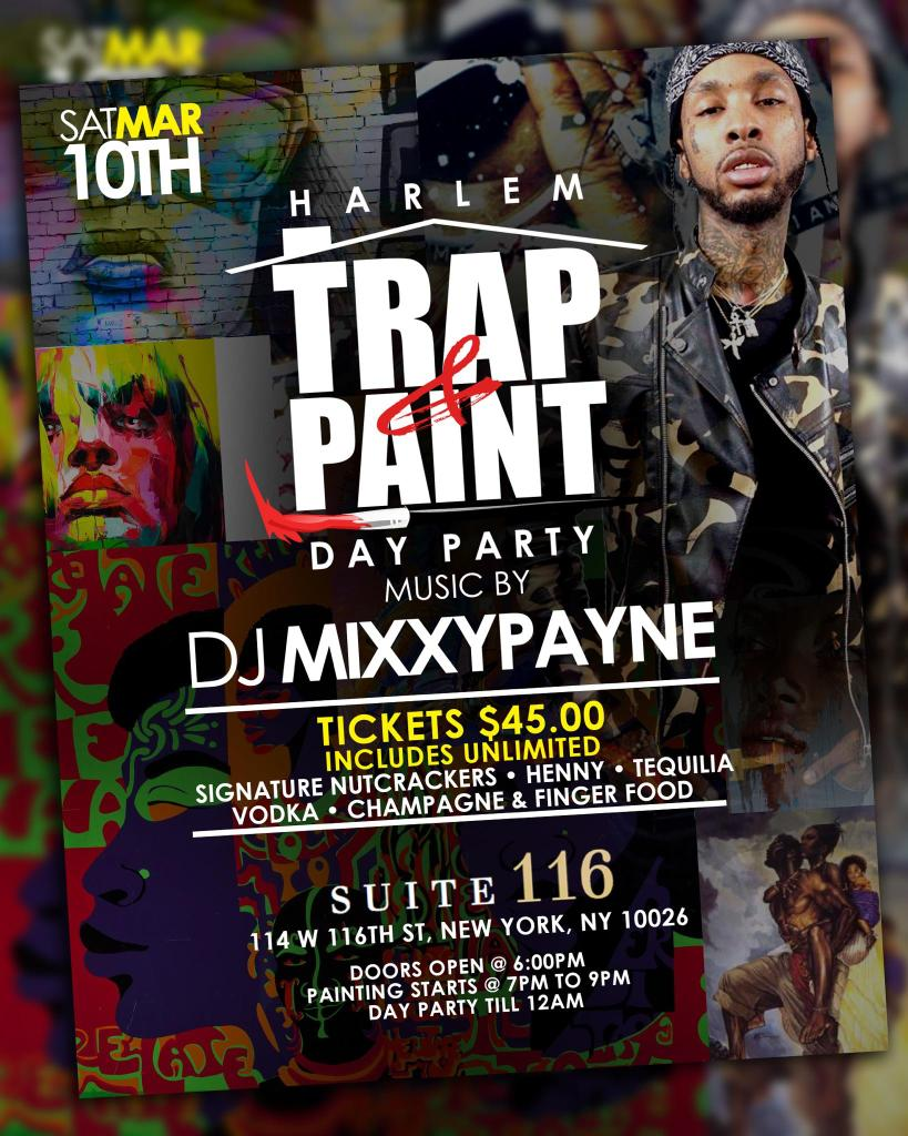Trap n Paint NYC