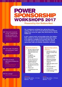 Power Sponsorship Workshops Brochure