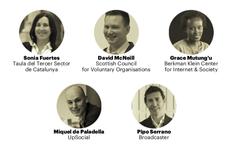 Mobile Talks - Social innovation - Speakers