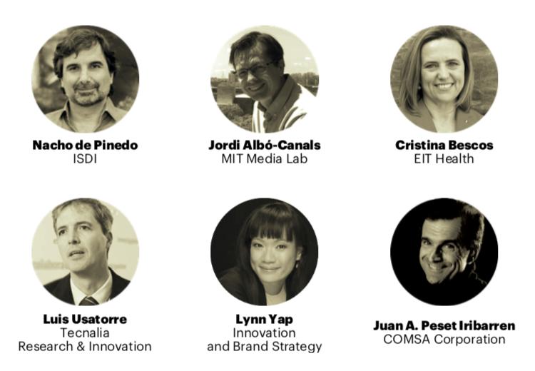 Mobile Talks - Madrid - Speakers