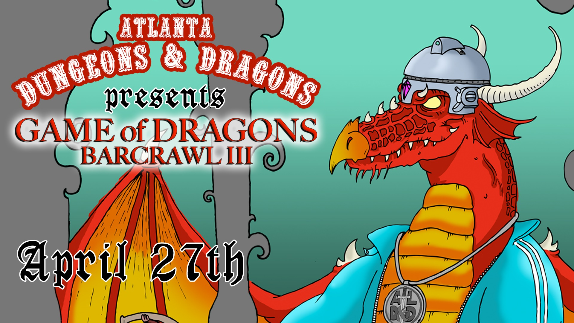 Game of Dragons Barcrawl