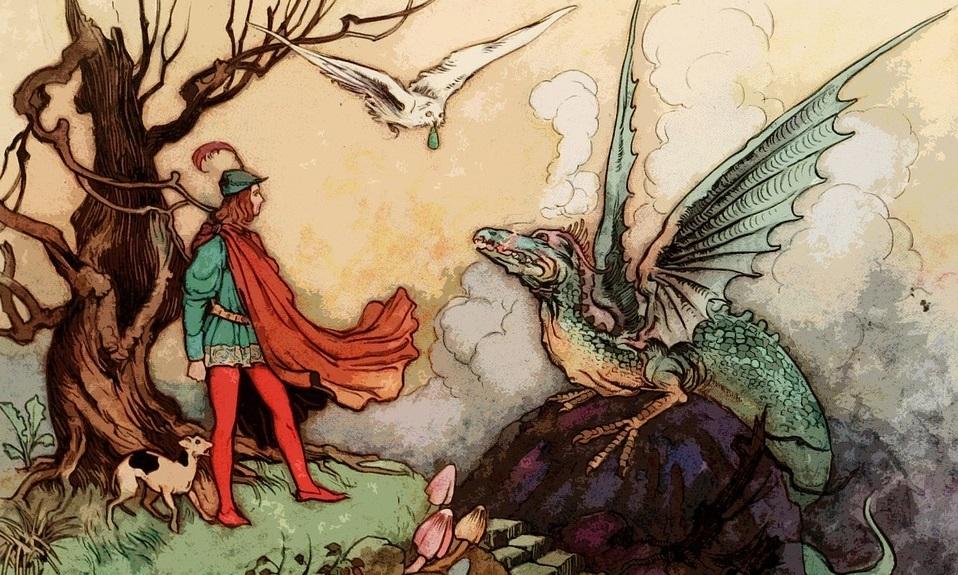 Fairy Tale D&D