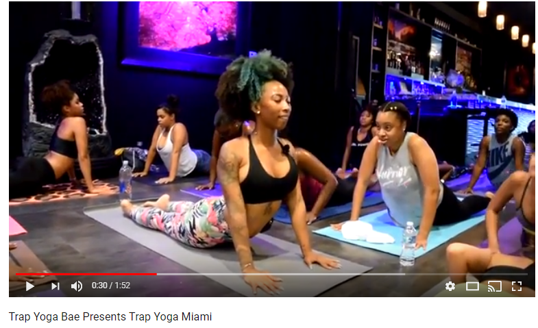 Trap Yoga Bae Miami