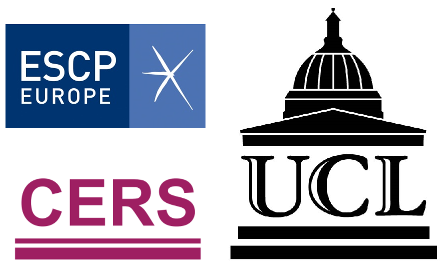 CERS ESCP EUROPE UCL