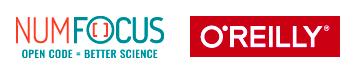 NumFocus & ORM Logos