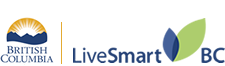 LiveSmart BC, Ministry of Environment, Province of BC