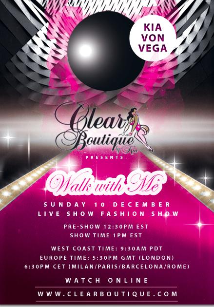 VIP Invite Fashion Show