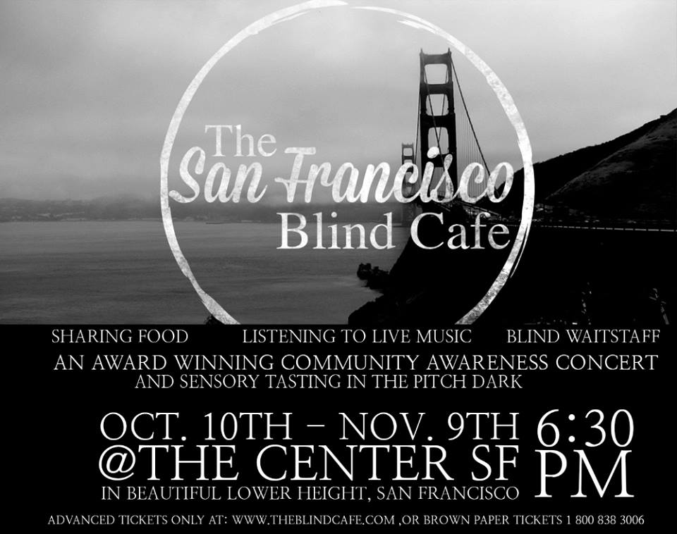 Blind dating san francisco