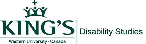 Disabilities Studies at King's University College