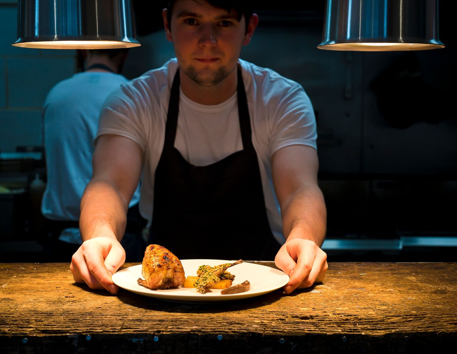 Rich Sharples head chef of Hispi