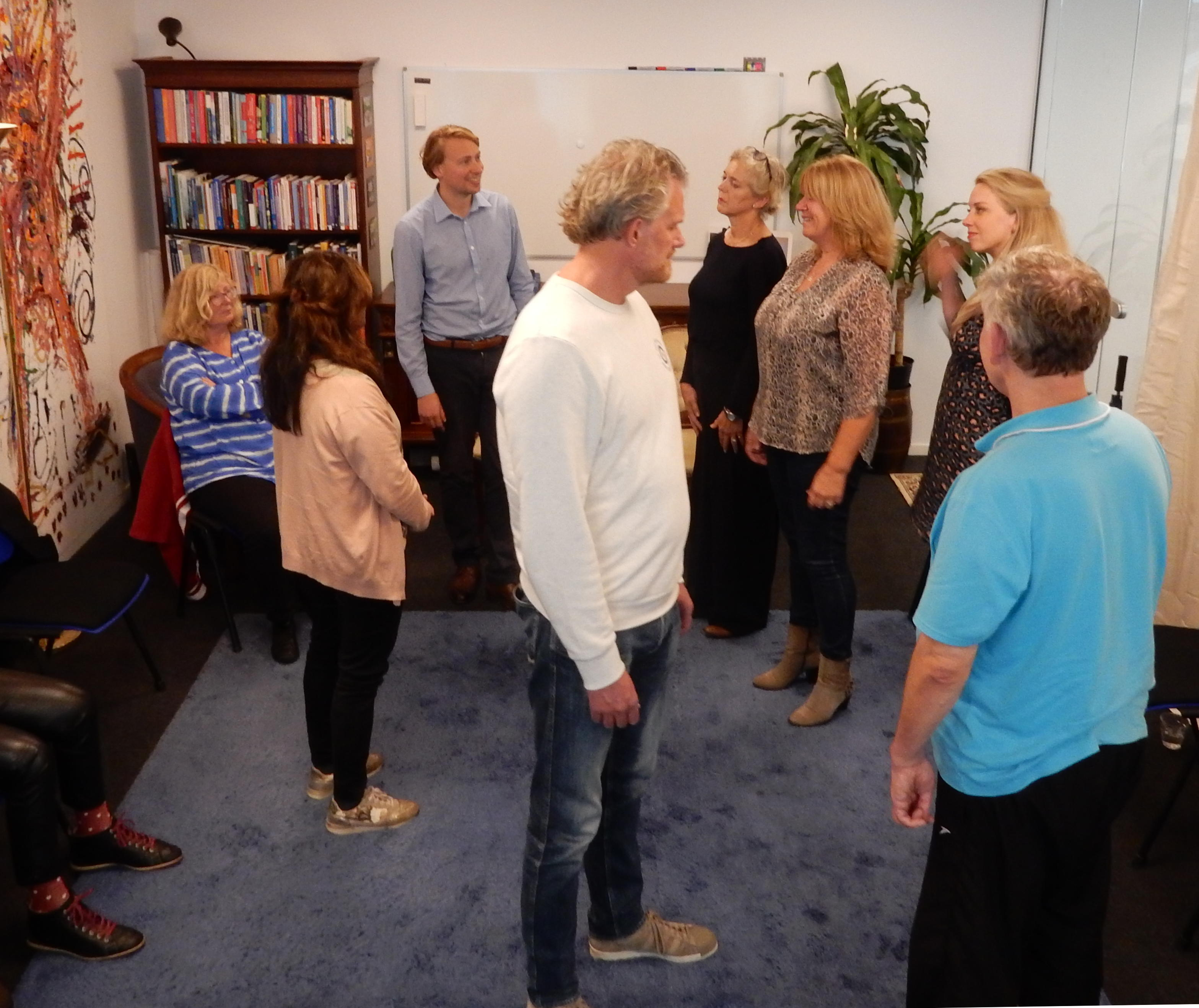 Family Constellations Amsterdam Coach