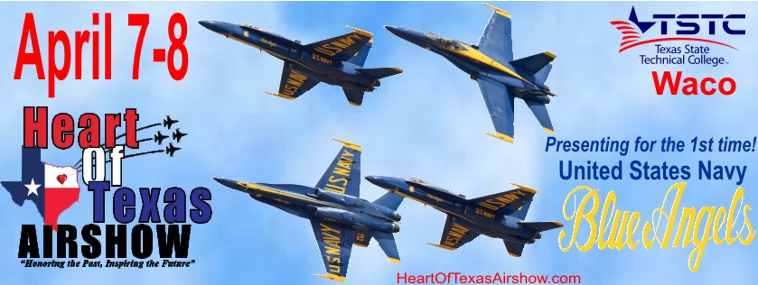 Heart Of Texas Airshow 2018