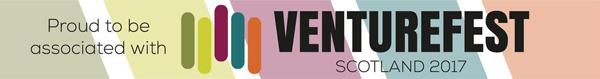venturefest scotland 2017 banner