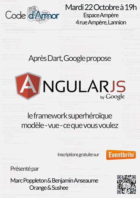 Affiche AngularJS