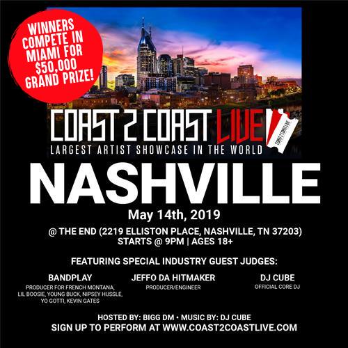 Nashville 5/14