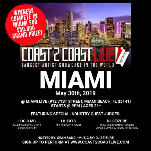 Miami 5/30