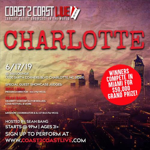 Charlotte 6/17