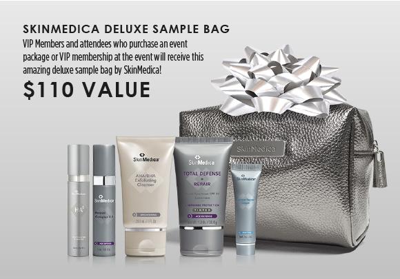 SkinMedica Holiday Bag