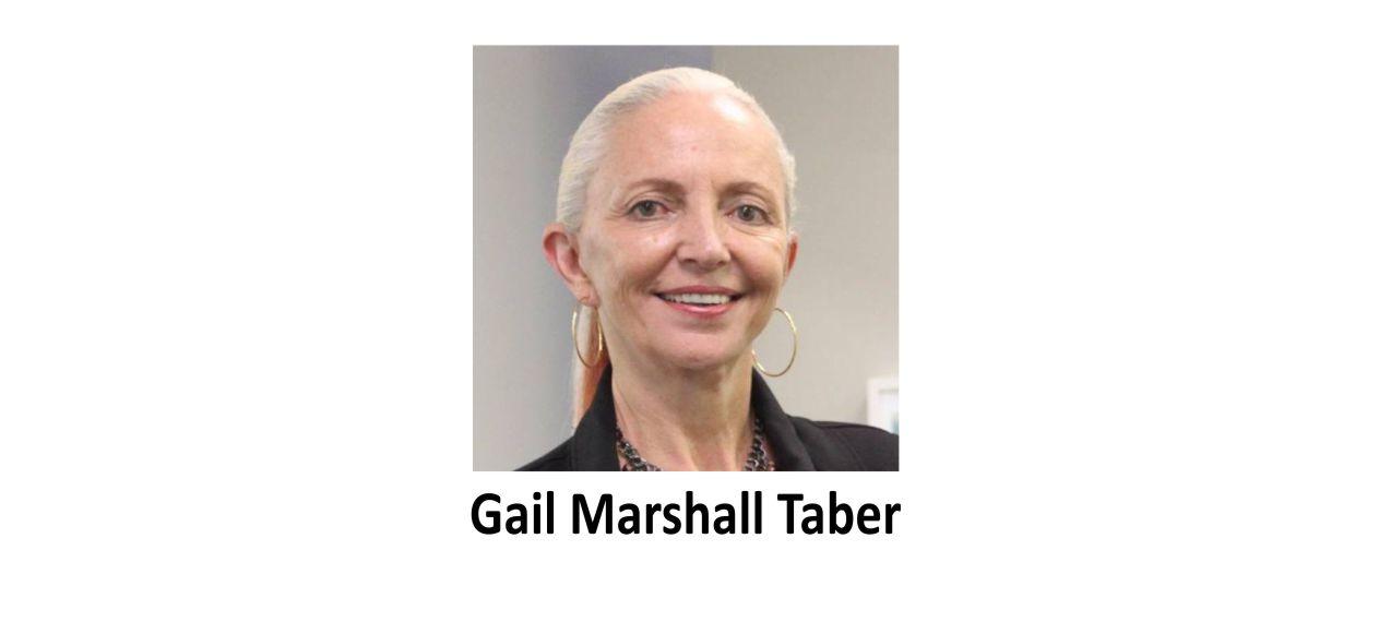 Photo of artist Gail Taber