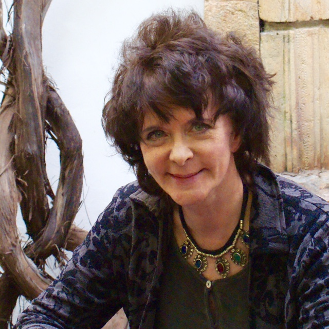 Poet and author Ruth Padel