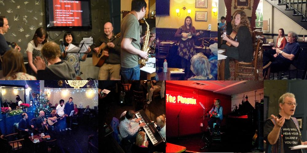 London Songwriters Workshop