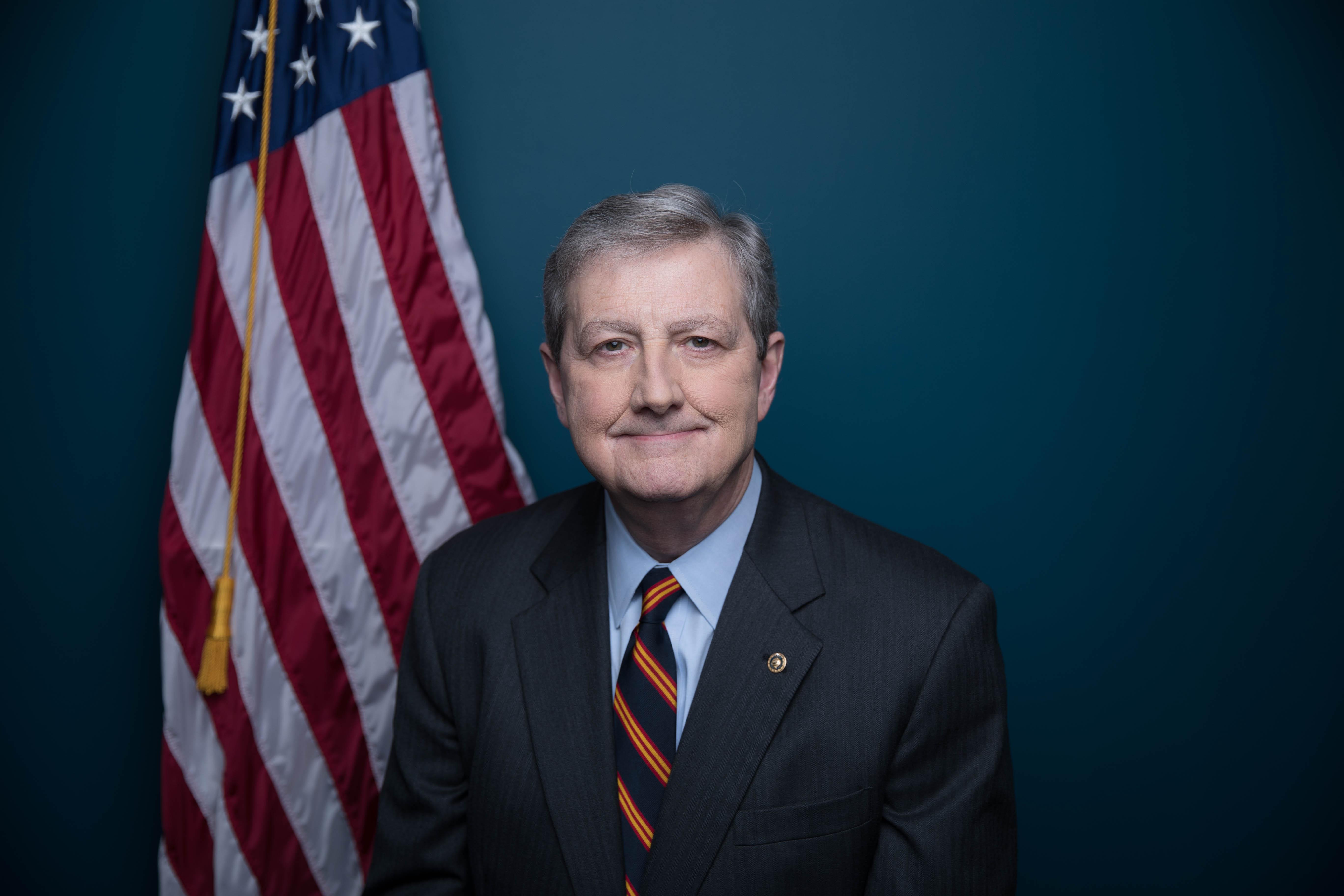 Sen . John Kennedy