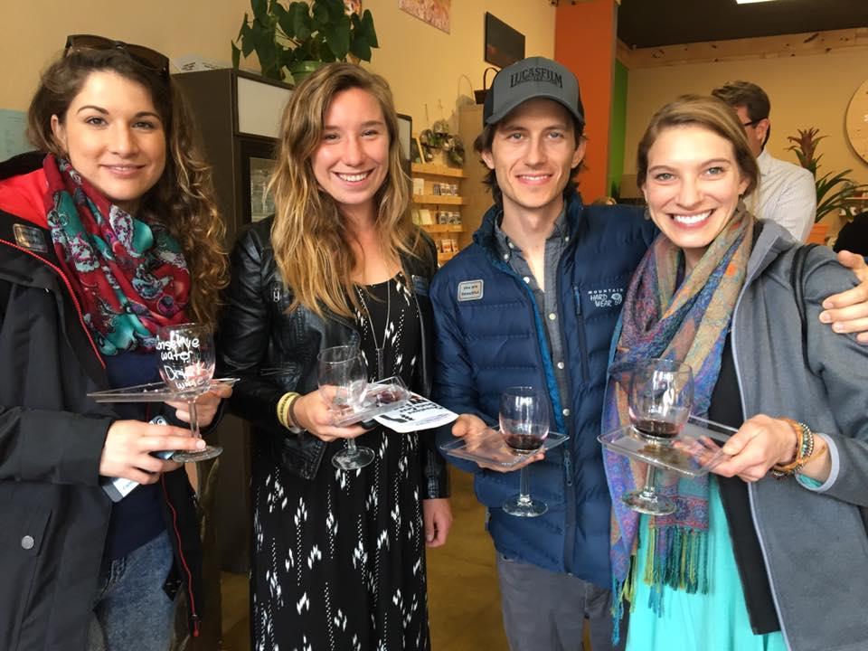 Downtown Santa Cruz Wine Walk Fall 2017