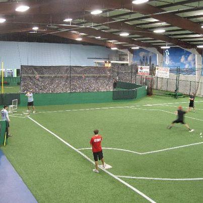Big League Dreams Wiffleball