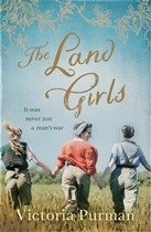 The Land Girls dust jacket