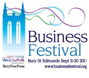 Business festival logo