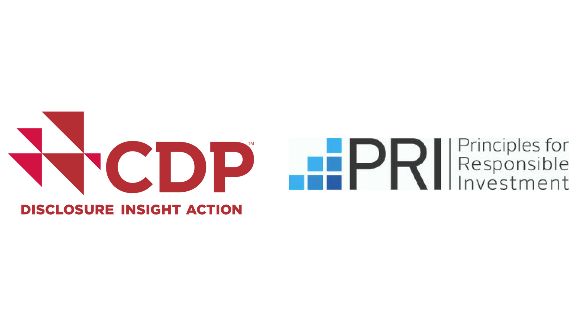 Supported by CDP and PRI