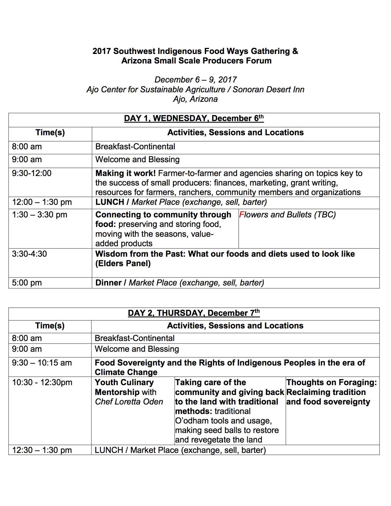 Agenda pg. 1